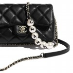 Chanel Pearls Çanta Kadın Siyah