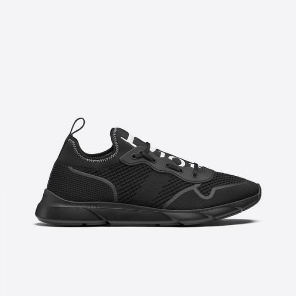 Dior B21 Neo Ayakkabı Erkek Siyah