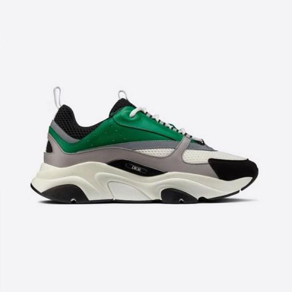 Dior B22 Ayakkabı Yeşil