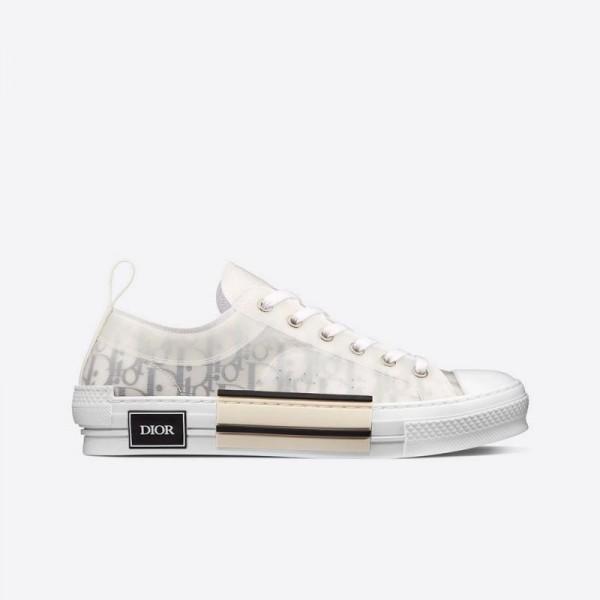 Dior B23 Graded Ayakkabı Erkek Beyaz