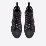 Dior B23 Oblique Ayakkabı Erkek Siyah