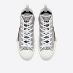 Dior B23 Safari Ayakkabı Erkek Beyaz
