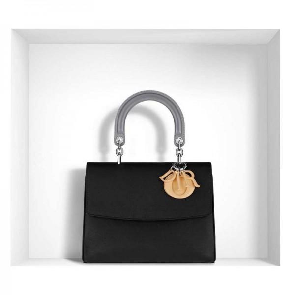 Dior Be Dior Small Çanta Three Tone Siyah Kadın