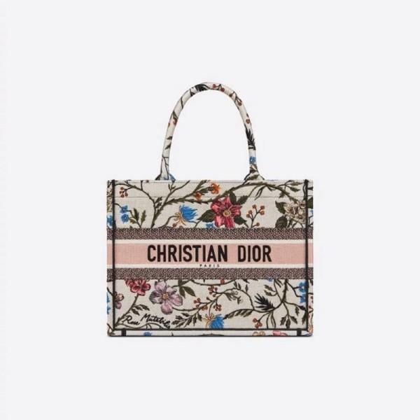Dior Book Çanta Kadın Beyaz