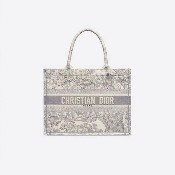 Dior Book Çanta Kadın Gri