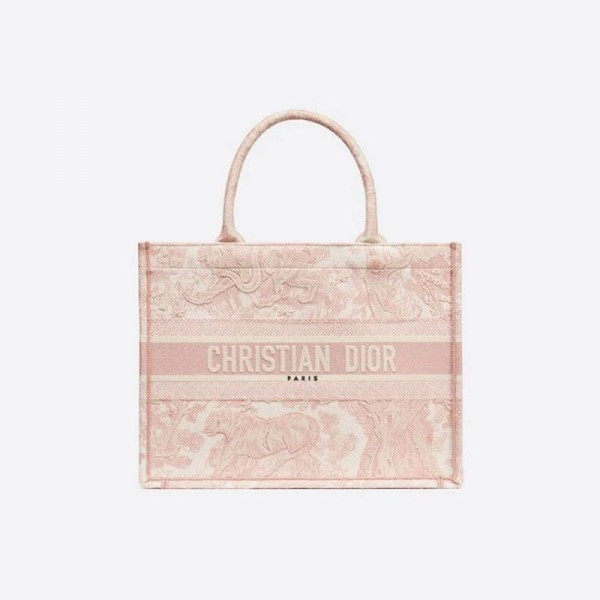 Dior Book Çanta Kadın Pembe