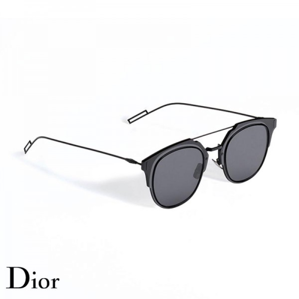 Dior Composit Gözlük Black Güneş Gözlüğü