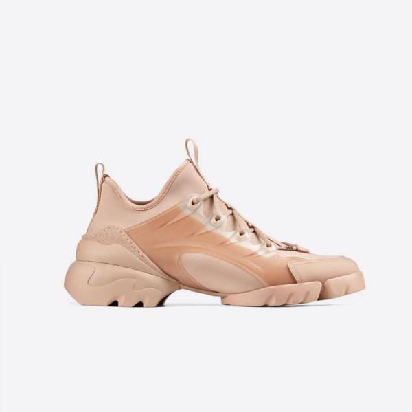Dior D Connect Ayakkabı Kadın Pembe