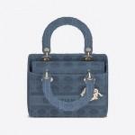 Dior D Lite Çanta Kadın Mavi