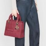 Dior D Lite Çanta Kadın Pembe