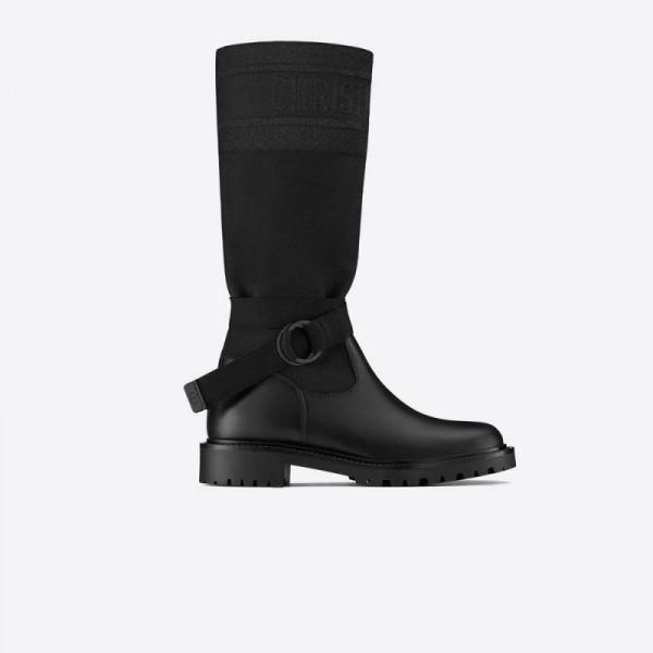 Dior D Major Ayakkabı Siyah