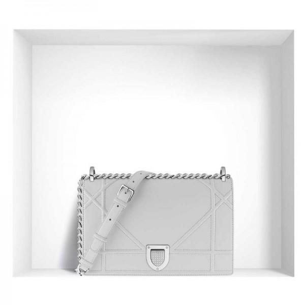 Dior Diorama Çanta Gray Kadın