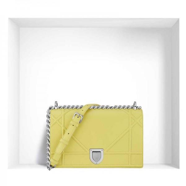 Dior Diorama Çanta Lemon Kadın
