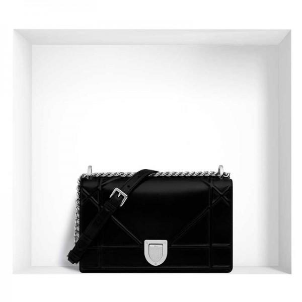 Dior Diorama Çanta Siyah Kadın