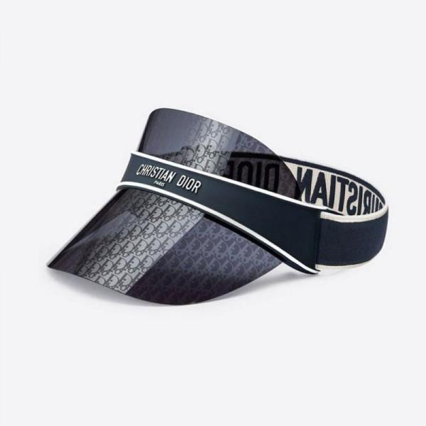 Dior Diorclub Vizör Şapka Mavi