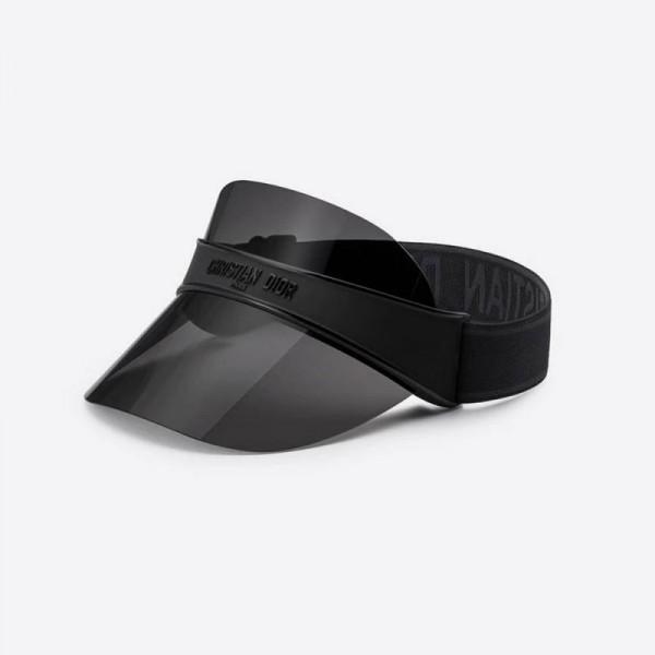 Dior Diorclub Vizör Şapka Siyah