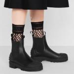 Dior Diorion Ayakkabı Siyah