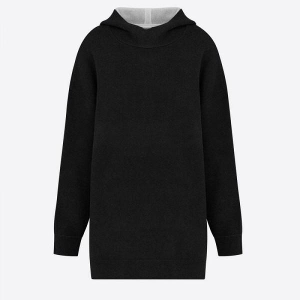 Dior J Adior 8 Sweatshirt Kadın Siyah