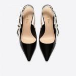 Dior J Adior Ayakkabı Kadın Siyah