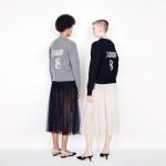 Dior J Adior Sweatshirt Kadın Siyah