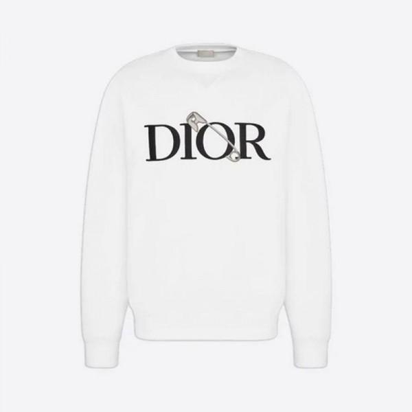 Dior Judy Blame Sweatshirt Beyaz