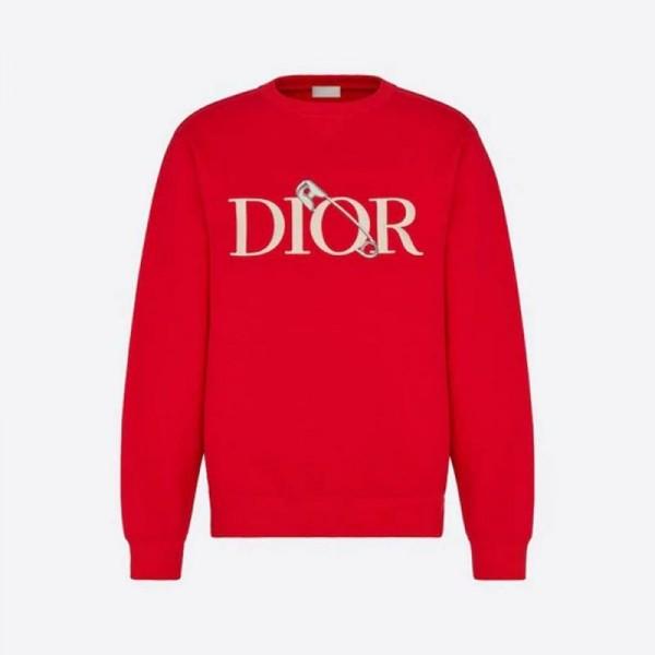 Dior Judy Blame Sweatshirt Kırmızı