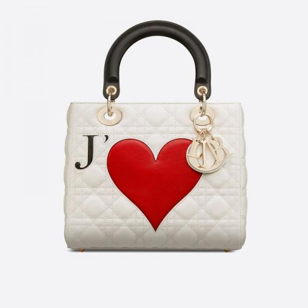 Dior Lady Çanta Kadın Beyaz