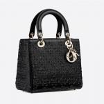 Dior Lady Çanta Kadın Siyah