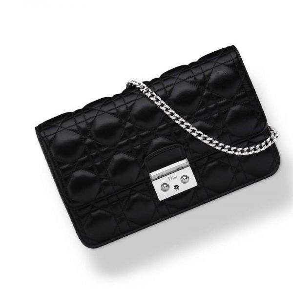 Dior Miss Dior Promenade Large Çanta Siyah Kadın