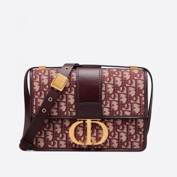 Dior Montaigne Çanta Kadın Mor