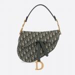 Dior Saadle Çanta Kadın Yeşil