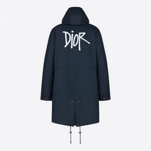 Dior Shawn Parka Siyah