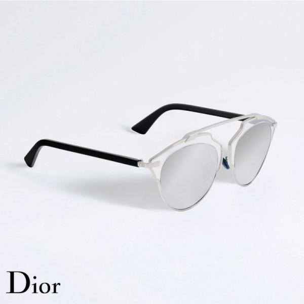 Dior So Real Gözlük Crystal Black Güneş Gözlüğü