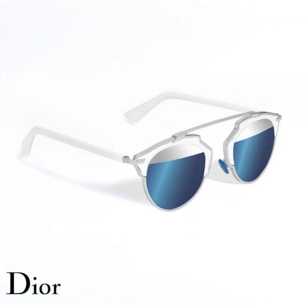 Dior So Real Gözlük Kristal Mavi