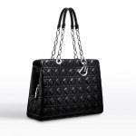 Dior Soft Çanta Siyah Kadın