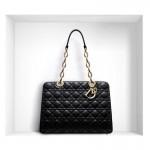 Dior Soft Small Çanta Siyah Kadın