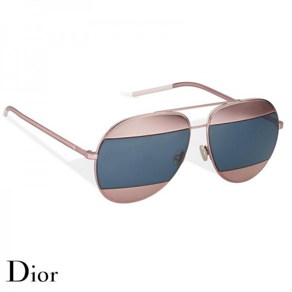 Dior Split Gözlük Blue Güneş Gözlüğü