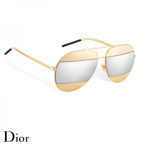 Dior Split Gözlük Grey Güneş Gözlüğü