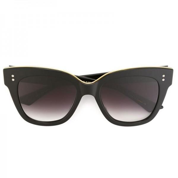 Dita Daytripper Gözlük Siyah Güneş Gözlüğü