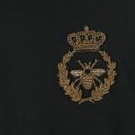 Dolce Gabbana Crown Tişört Siyah Erkek