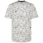 Dolce Gabbana King Tişört Beyaz Erkek