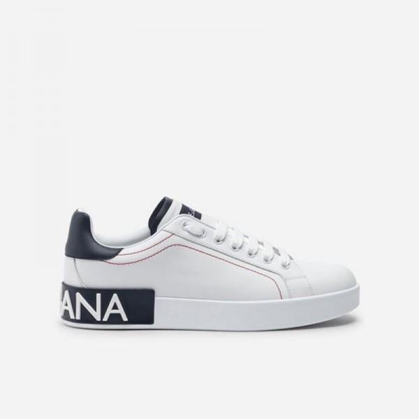 Dolce Gabbana Portofino Ayakkabı Kadın Beyaz