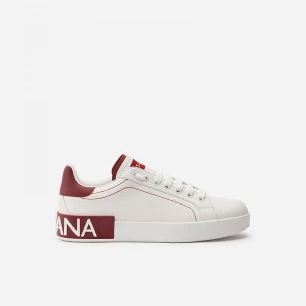 Dolce Gabbana Portofino Ayakkabı Kadın Kırmızı
