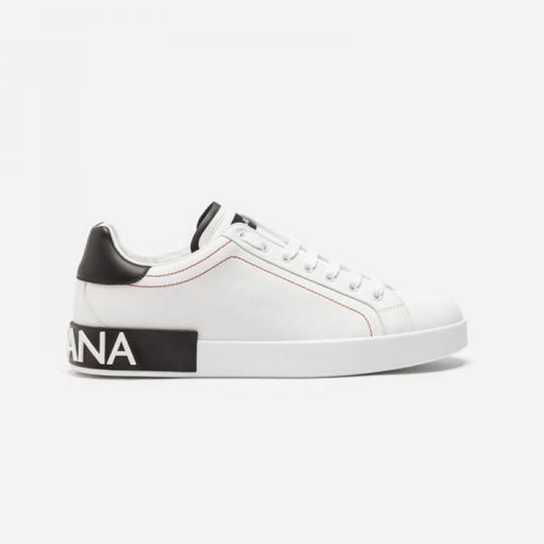 Dolce Gabbana Sneakers Ayakkabı Beyaz Erkek