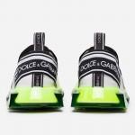 Dolce Gabbana Sorrento Ayakkabı Erkek Yeşil