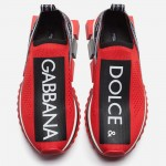 Dolce Gabbana Sorrento Ayakkabı Kadın Kırmızı