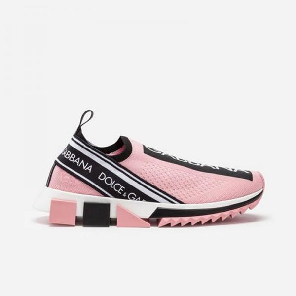 Dolce Gabbana Sorrento Ayakkabı Kadın Pembe