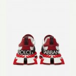 Dolce Gabbana Super King Ayakkabı Erkek Kırmızı