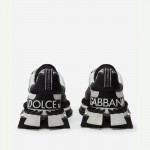 Dolce Gabbana Super King Ayakkabı Erkek Siyah