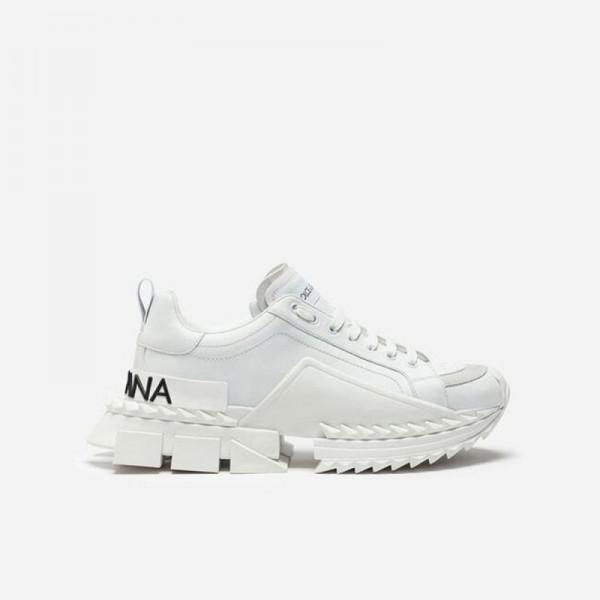 Dolce Gabbana Super Queen Ayakkabı Kadın Beyaz